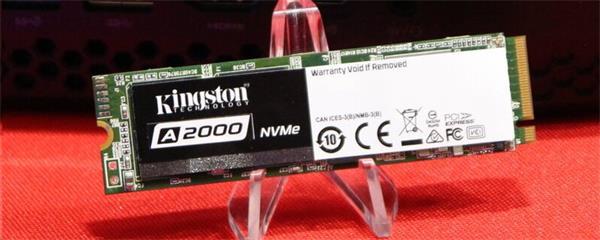 Kingston 1 TB A2000 SSD PCIe Gen3 x4 NVMe M.2 2280 (6Gbps) ( r2000MB/s, w1100MB/s )