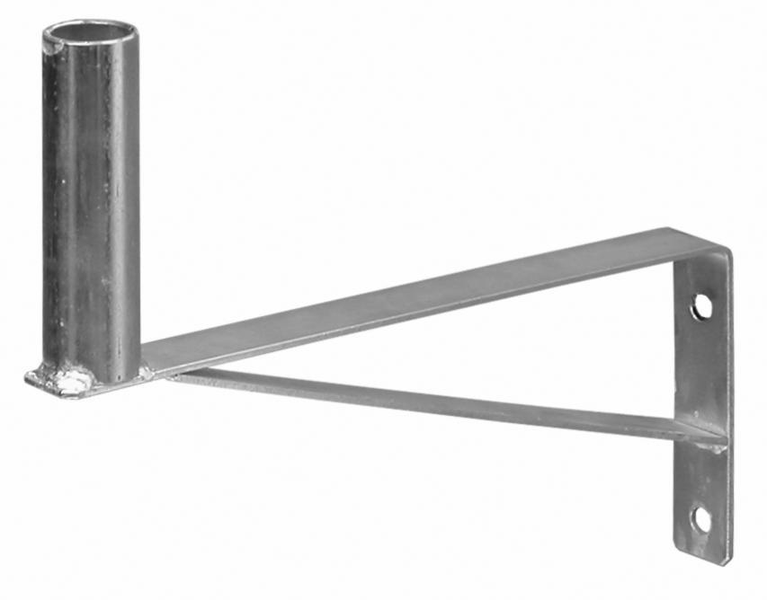 CSAT KM300, dvojbodový kovový držiak, 30cm od steny