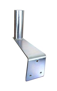 CSAT KMJ150, dvojbodový kovový držiak, 15cm od steny