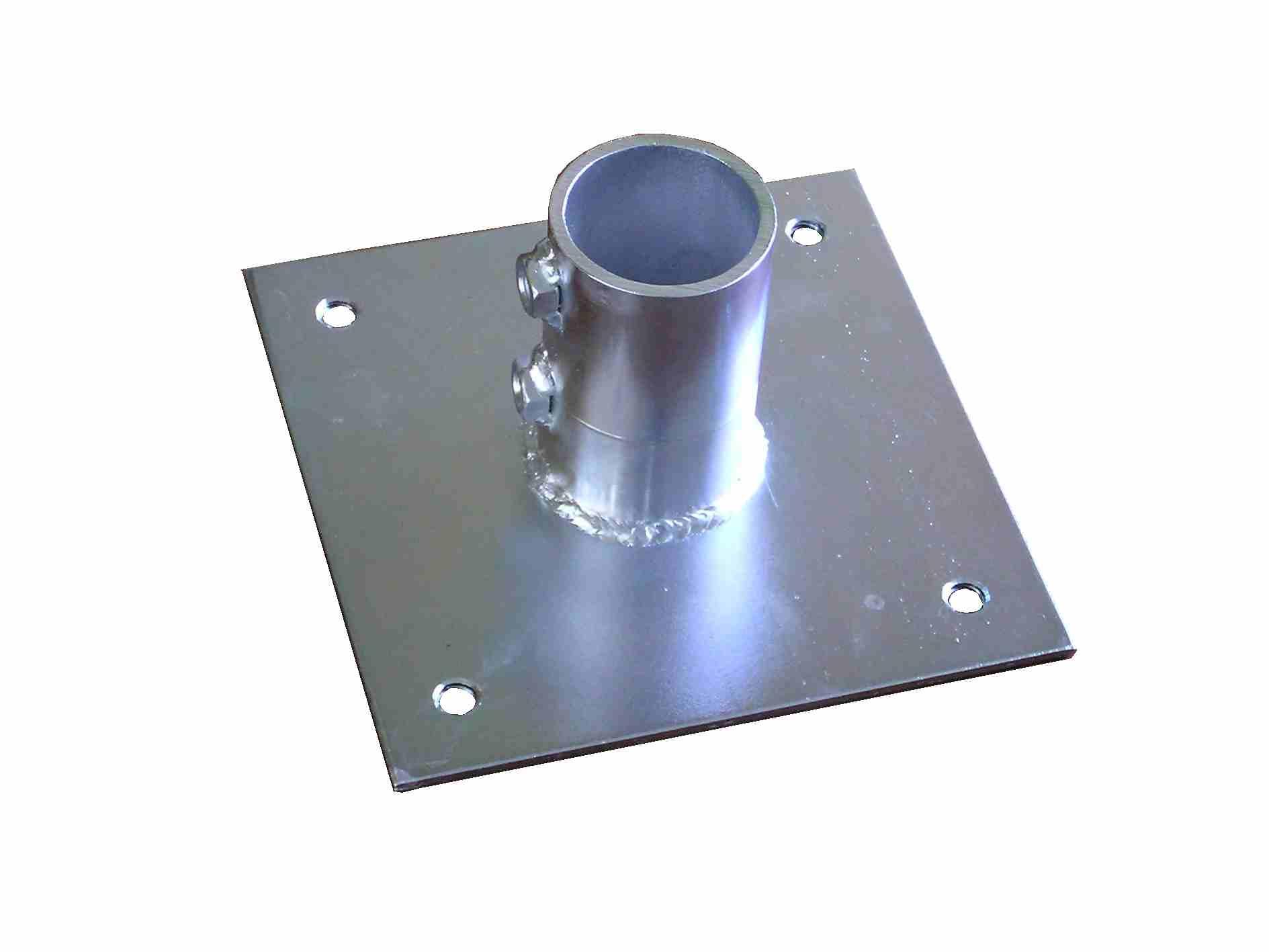 CSAT KP1 - kotviaci plech pre stožiar (200x200mm)