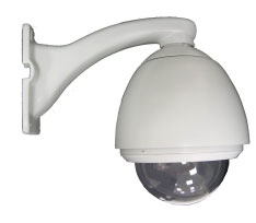 Kryt KD-6T pro ot. kamery s priemerom ´6 s čírim krytem