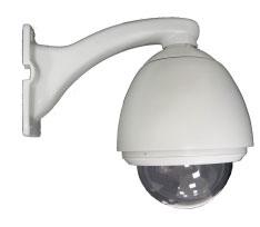 Kryt KD-6S pro ot. kamery s priemerom ´6 s dymovým krytem