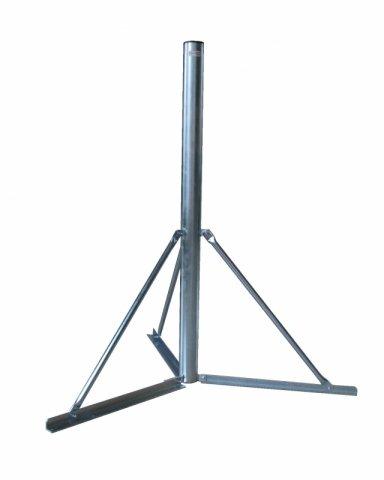 CSAT STM1500, stojan - kovová trojnožka masivna, výška 150cm