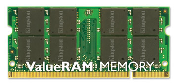 DDR 2 2 GB 667MHz . SODIMM CL5, ....... Kingston (200p.)