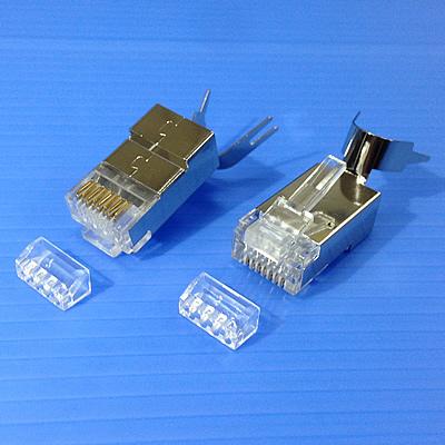 CNS tienený konektor STP RJ45-8p8c,50µ