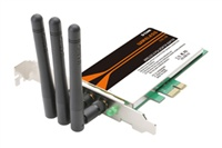 D-Link DWA-556 Wireless N 802.11n Wireless PCIe Adapter
