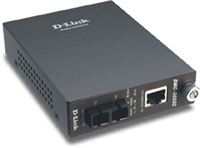 D-Link DMC-300SC 10/100BaseTX to 100BaseFX SC Multimod med Convertor