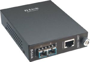 D-Link DMC-700SC prevodnik 1GB TX na 1GB SX (SC) multimod