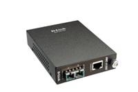 D-Link DMC-810SC prevodnik 1GB TX na 1GB LX (SC) singlemod