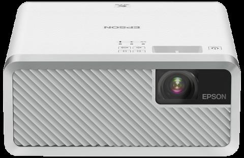 Epson projektor EF-100W, 3LCD, Laser, 2000ANSI, 2 500 000:1, HD, HDMI, BT