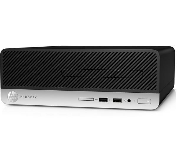 HP ProDesk 400 G6 SFF, i3-9100, IntelHD, 8GB, SSD 256GB M.2 NVMe, DVDRW, W10Pro, 1-1-1