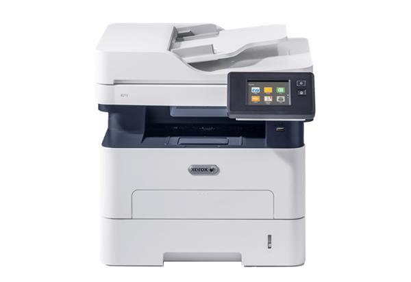 Xerox B215 mono laser MFP, A4, ADF, duplex, Fax, USB, LAN, WiFi