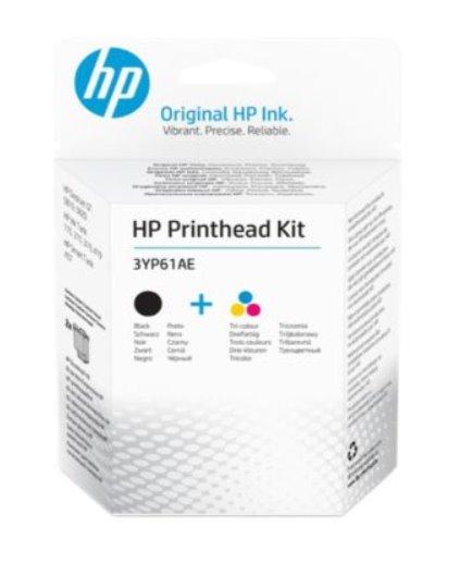 Súprava tlačových hláv HP - čierna a trojfarebná GT