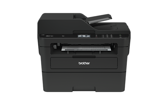 BROTHER MFC-L2752DW A4, mono laser MFP, Fax, DADF, duplex, LAN, WiFi