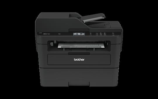 BROTHER MFC-L2752DW A4, mono laser MFP, Fax, ADF, duplex, LAN, WiFi