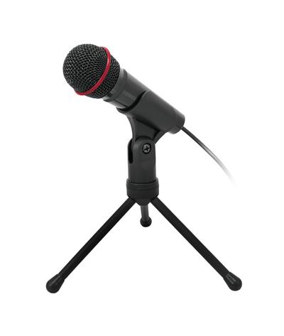 C-TECH stolný mikrofón MIC-01, 3,5