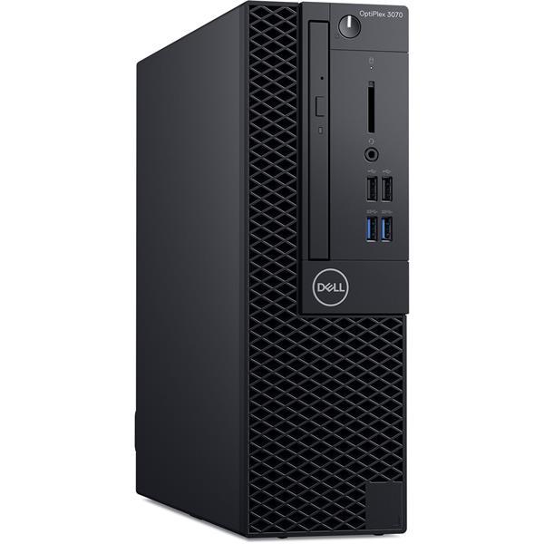 Dell Optiplex 3070SFF Core i5-9500 8GB 256GB SSD Integrated DVD RW W10Pro 3Y NBD