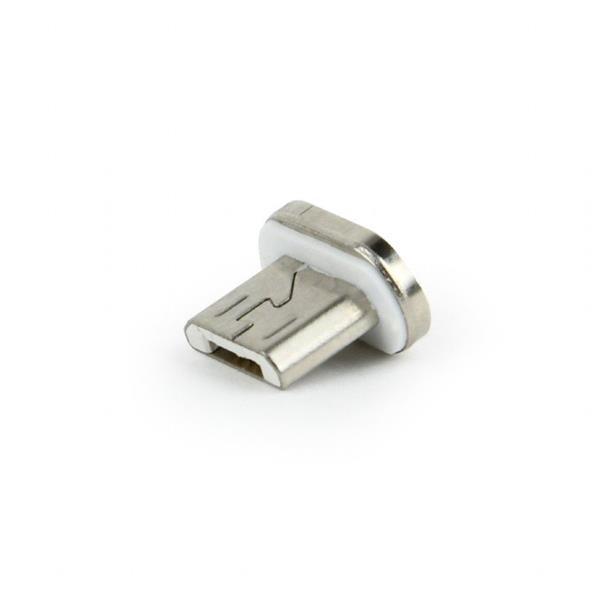Gembird magnetický konektor microUSB (M) pre USB kábel s magnetickou koncovkou