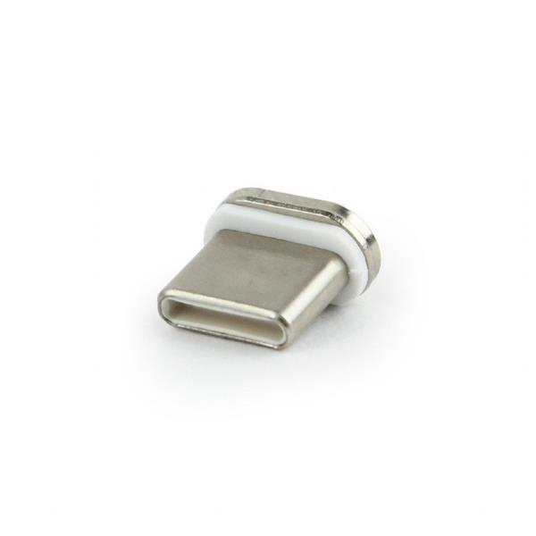 Gembird magnetický konektor USB-C (M) pre USB kábel s magnetickou koncovkou
