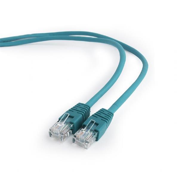 Gembird patch kábel CAT5e, UTP, 5 m, zelený