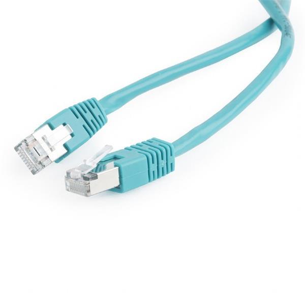Gembird patch kábel CAT5e, FTP, 1 m, zelený