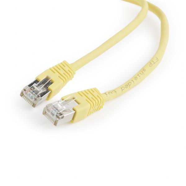 Gembird patch kábel CAT5e, FTP, 1 m, žltý