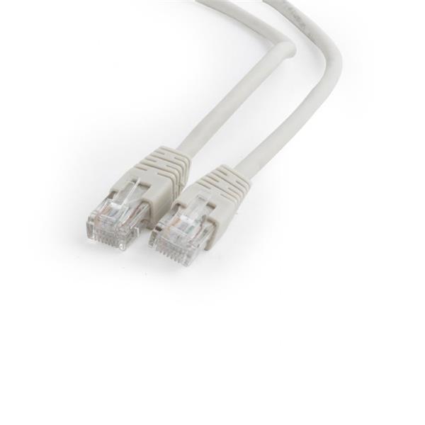 Gembird patch kábel Cat6 UTP, 15 m, šedý