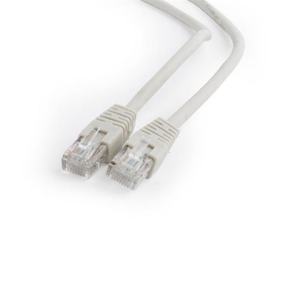 Gembird patch kábel Cat6 UTP, 20 m, šedý