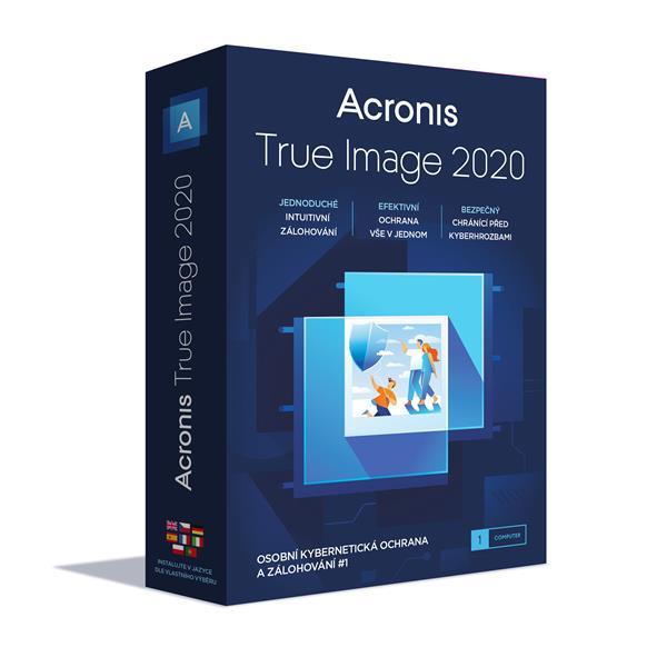 ESD Acronis True Image 2020 - 1 Computer