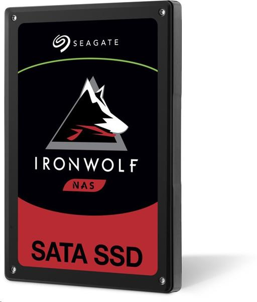 Seagate SSD IronWolf 110 NAS 480GB, 2.5