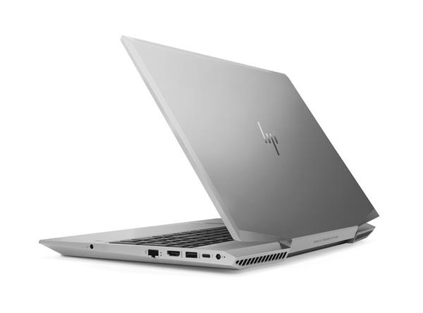 HP Zbook 15v G5, i7-9750H, 15.6 FHD, P600/4GB, 16GB, SSD 512GB, W10Pro, 1-1-0