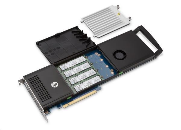 HP Z TurboDrv QuadPro 2x1TB PCIe TLC SSD