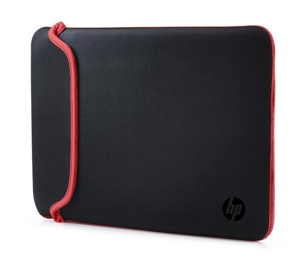 HP 15.6 Blk/Red Chroma Sleeve