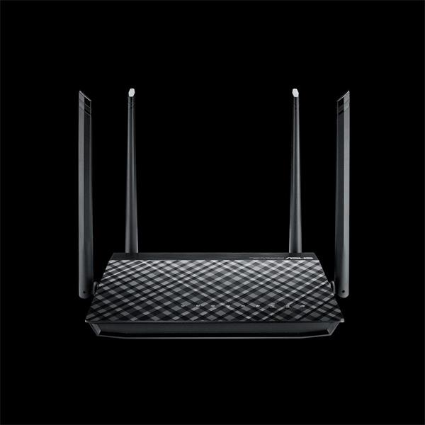 ASUS RT-AC57U, Wireless-AC1200 Dual-Band USB3.0 Gigabit Router 802.11ac, 867Mbps (5GHz)802.11n, 300 Mbps