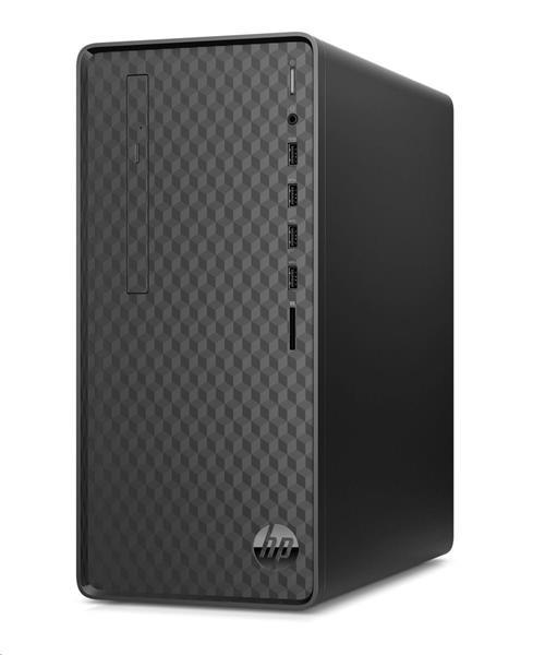 HP Desktop M01-D0012nc, i3-9100F, GTX1650/4GB, 8GB, SSD 256GB + 1TB7k2, DVDRW, W10, 2-2-0, WiFi+BT
