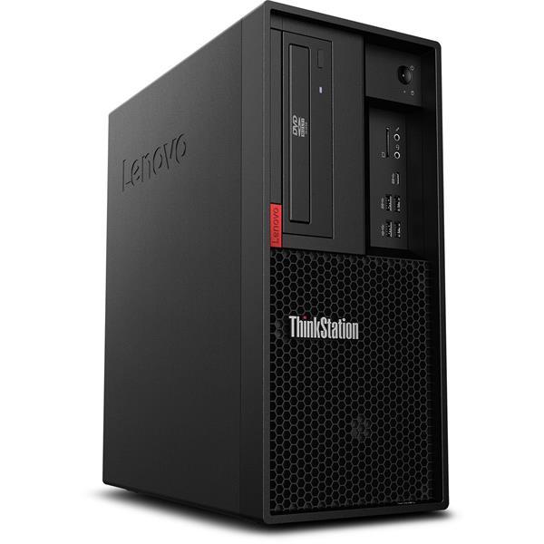 Lenovo TS P330 2gen TWR i7-9700 4.7GHz NVIDIA P620/2GB 16GB 256GB SSD DVD W10Pro cierny 3y OS