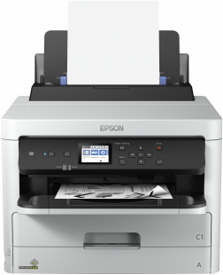 Epson WorkForce Pro WF-M5299DW, mono, A4, duplex, LAN, WiFi, NFC