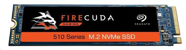 Seagate FireCuda 510 SSD 1TB M.2 2280 PCIe Gen3 NVMe (r3450MB/s, w3200MB/s)