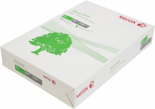 XEROX Recycled papier A4 pre tlačiarne, 80gm - 1 balik po 500 listov