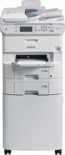Epson WorkForce Pro WF-6590DTWFC, A4, All-in-One, duplex, ADF, Fax, LAN, Wifi, NFC, PDL