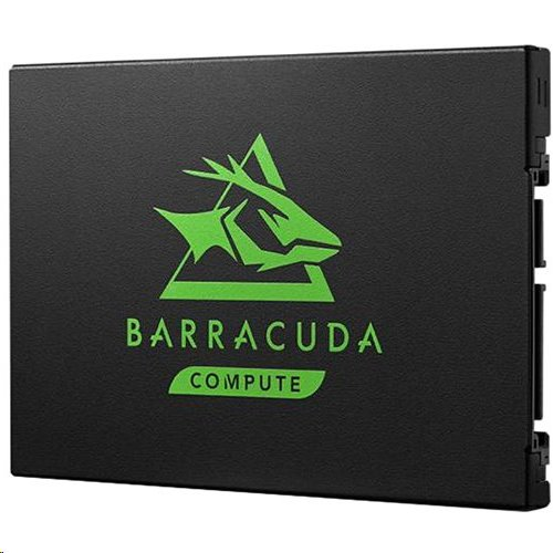 Seagate BarraCuda SSD 500GB, 2.5