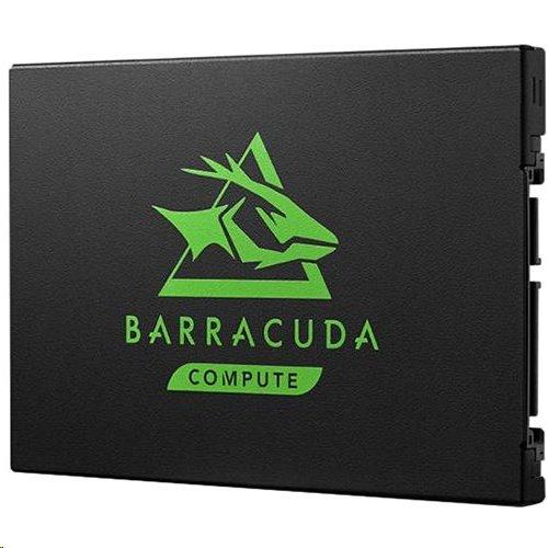 Seagate BarraCuda SSD 500GB, 2.5