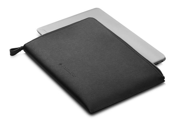HP 13.3 Leather Black Sleeve