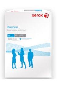 XEROX Business papier A4 pre tlačiarne, 80gm - 1 balík po 500 listov
