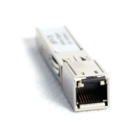 OEM Mini-GBIC modul (SFP), 1000BASE-T, 100m, UTP, Cat.5, RJ-45, HPE kompatibil