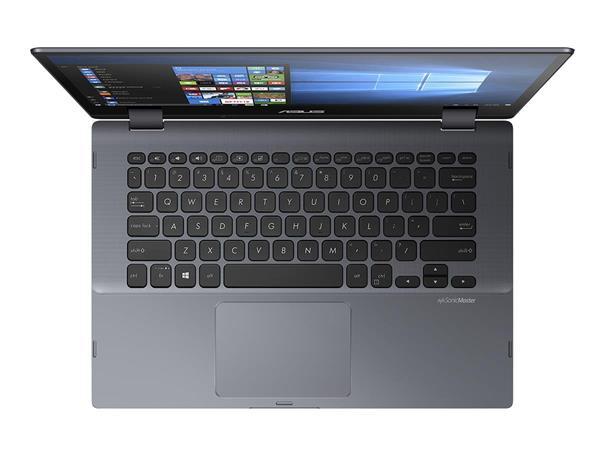 ASUS VivoBook Flip TP412FA-EC197T Intel i3-8145U 14.0