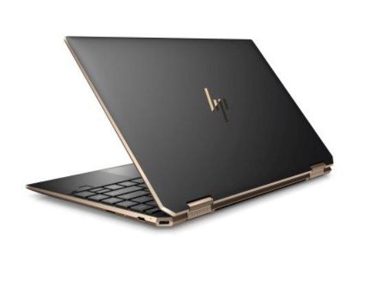 HP Spectre x360 13-aw0101nc, i5-1035G4, 13.3 FHD/Touch, UMA, 8GB, SSD 512GB+32GB, W10, 2-2-2, Nightfall black