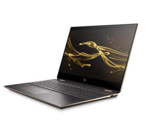 HP Spectre x360 15-df1107nc, i7-9750H, 15.6 FHD/IPS/Touch, GTX1650/4GB, 16GB, SSD 512GB+32GB, noODD, W10, 2-2-2, Dark as