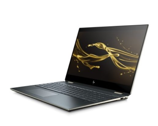 HP Spectre x360 15-df1111nc, i7-9750H, 15.6 UHD/IPS/Touch, GTX1650/4GB, 16GB, SSD 1TB+32GB, noODD, W10, 2-2-2, Poseidon