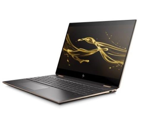 HP Spectre x360 15-df1112nc, i7-9750H, 15.6 UHD OLED/UWVA/Touch, GTX1650/4GB, 16GB, SSD 1TB+32GB, noODD, W10, 2-2-2, Dar